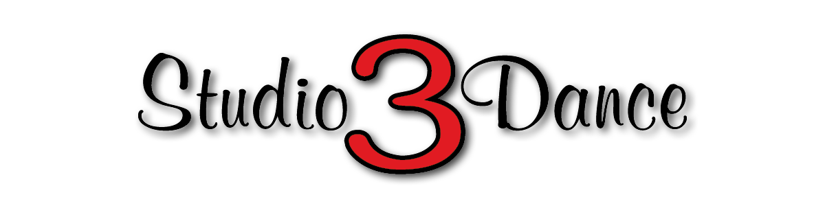 studio 3 dance logo